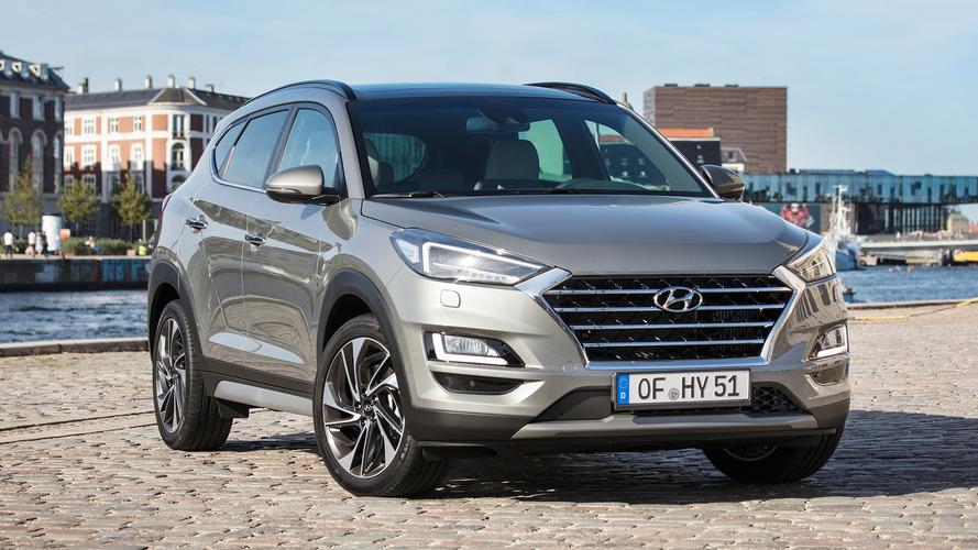Hyundai Tucson restyling, ecco la Diesel mild hybrid