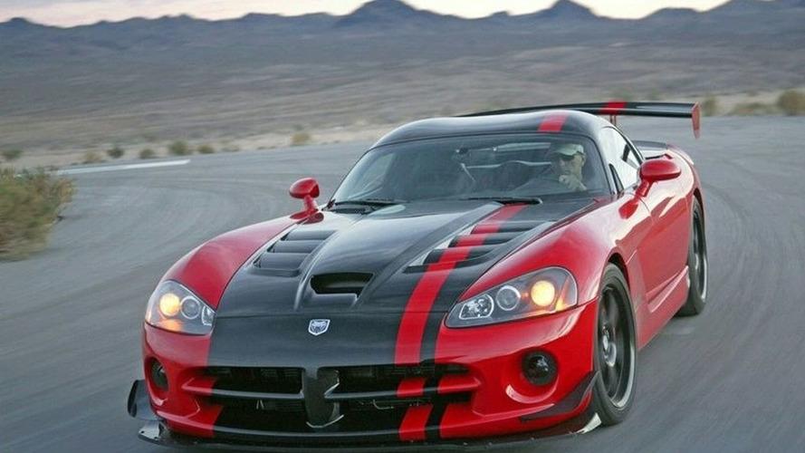 Chrysler Viper Sale Going Ahead