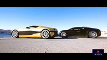 Bugatti Veyron vs. Rimac Concept_One