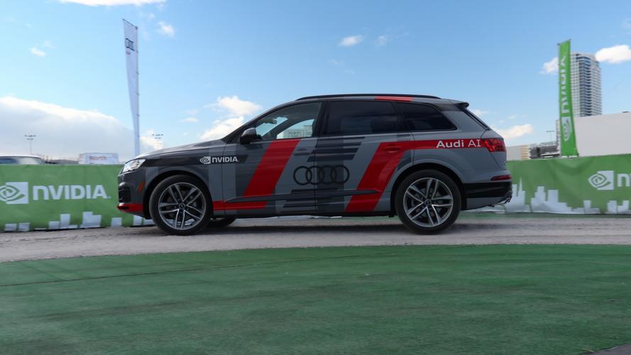 CES 2017 - Un concept de Q7 autonome pour Audi