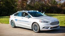 Ford Fusion Autonomous 2