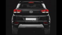 Hyundai Creta nacional terá design exclusivo - veja projeções