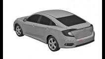 Novo Honda Civic 2016: veja imagens em 3D exclusivas!