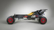 Lego Life-Size Batmobile