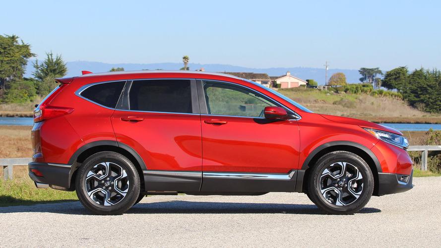 Novo Honda CR-V tem produção ampliada nos EUA e ganha data de estreia no Brasil