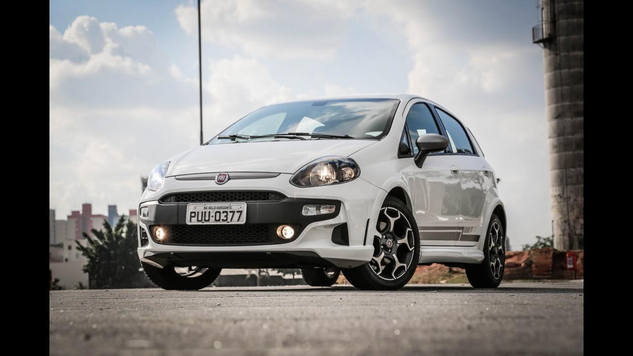 Flagra! Fiat já testa nova geração do Punto (X6H) no Brasil