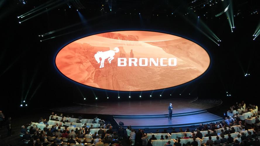 Ford confirma volta da Ranger e do Bronco aos EUA até 2020
