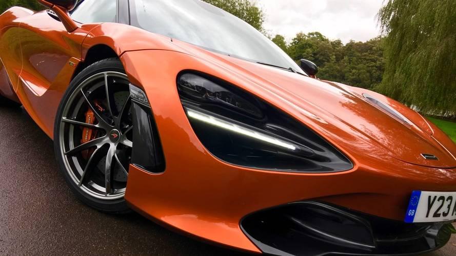 Rich one percenters driving supercar sales forward