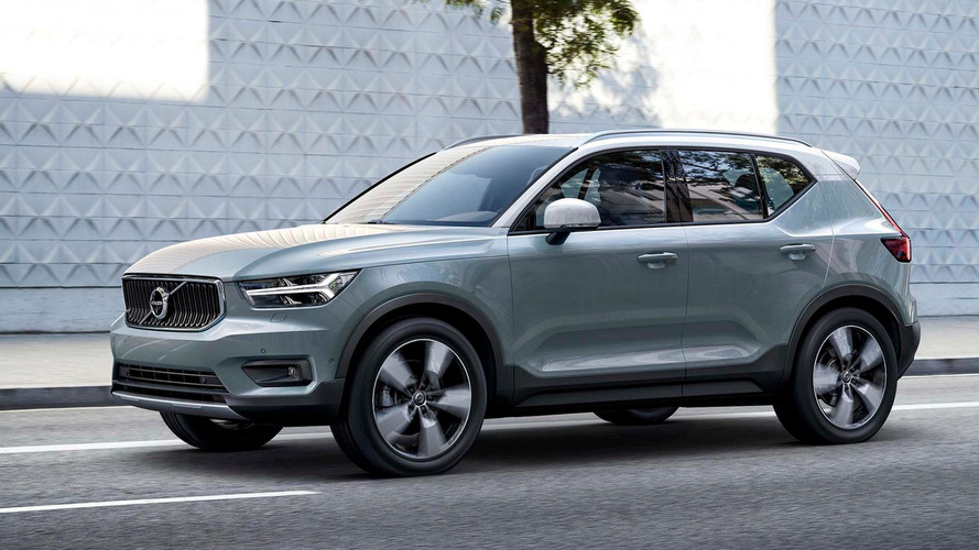 In Belgium started production of new crossover Volvo XC40