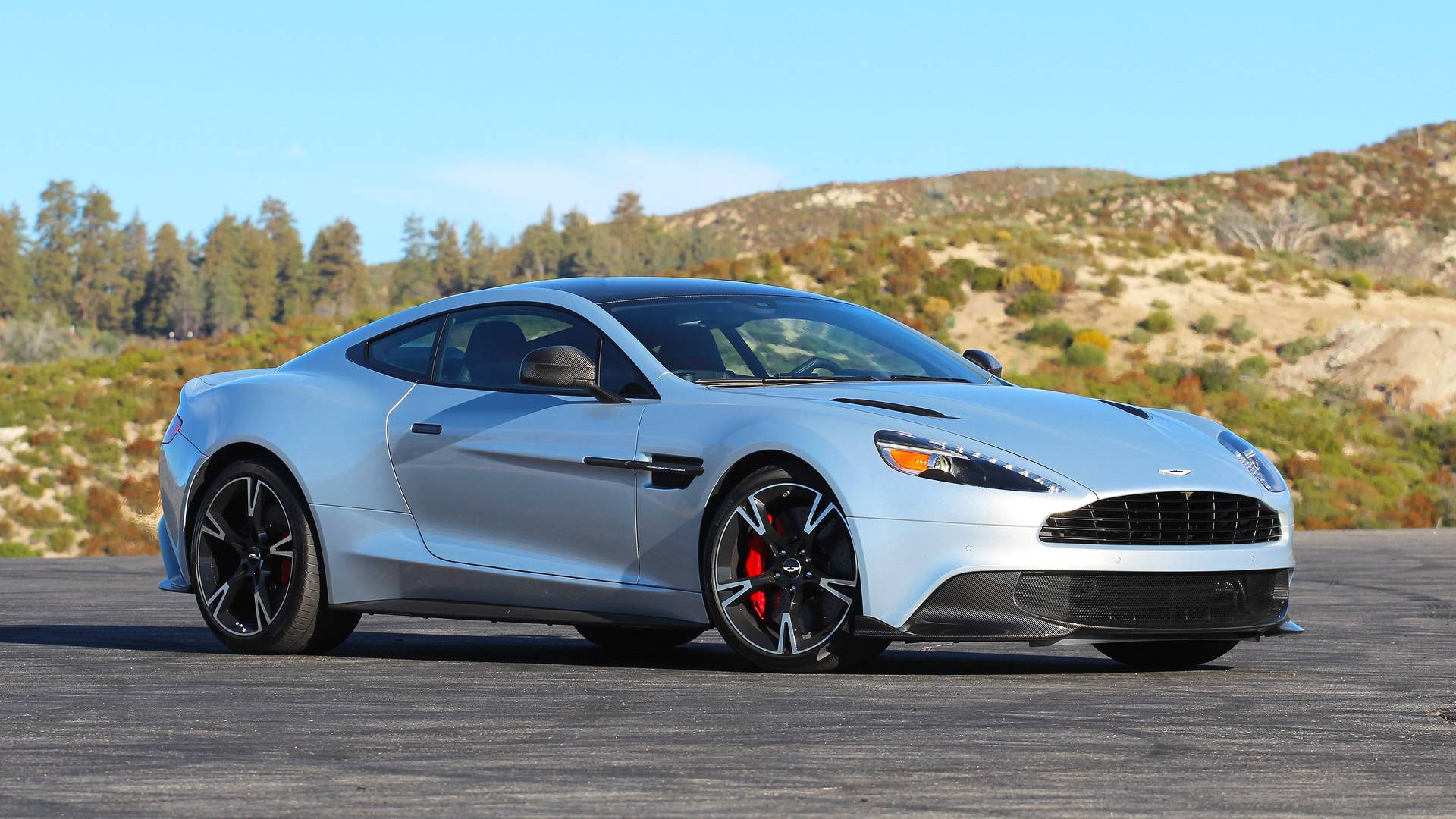 2018 Aston Martin Vanquish S Coupe Review Going Out With A Bang