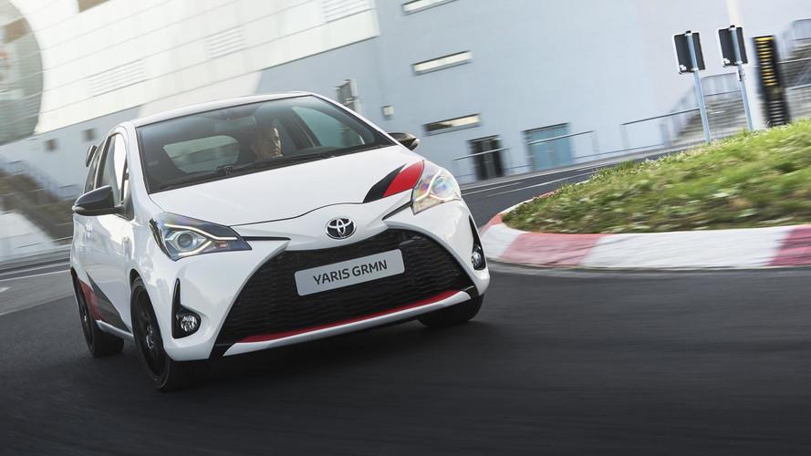 Toyota Yaris GRMN-hivatalos fotók