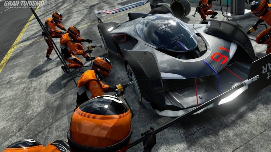 Prueba Gran Turismo Sport