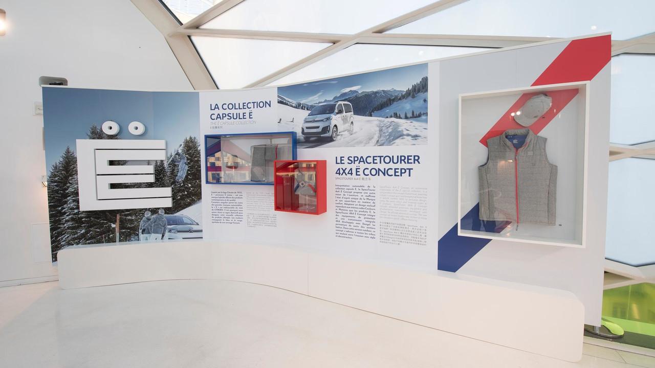 Citroën nouvelle exposition C_42