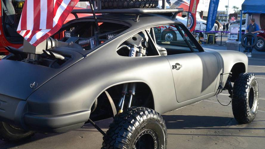Gallery: The craziest cars from the SEMA Show in Las Vegas