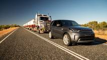 2018 Land Rover Discovery Australia