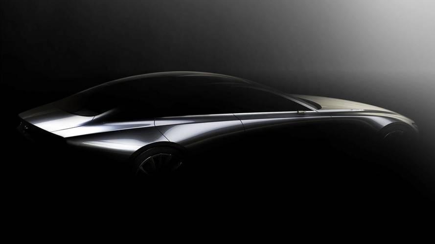 Mazda, Tokyo'da yakışıklı bir sedan sergileyecek