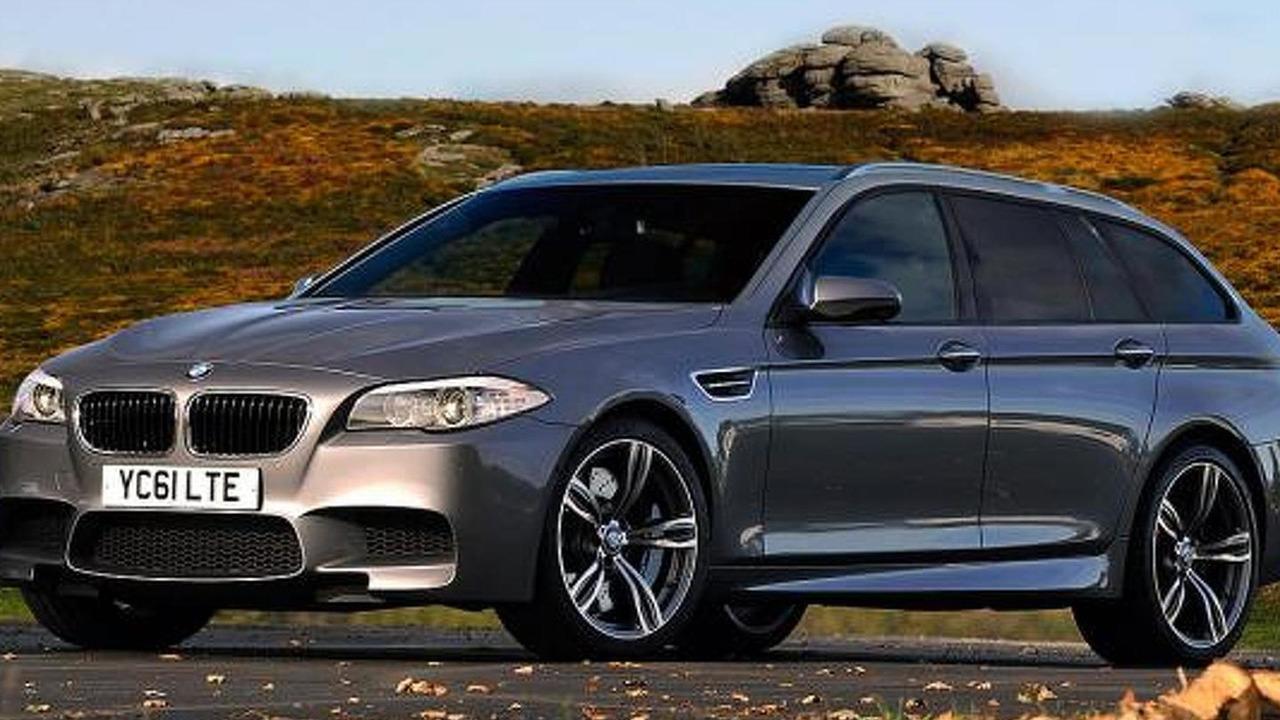 2014 BMW M5 Touring / Auto Projeções