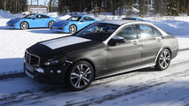 2014 Mercedes-Benz C-Class spy photo 11.03.2013 / Automedia