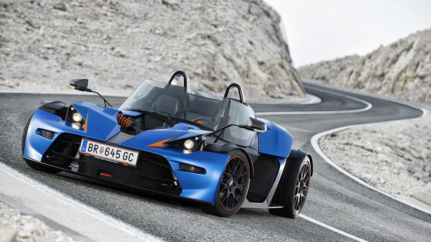 KTM X-BOW to get five-cylinder engine from Audi TT-RS