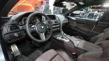 BMW M6 GranCoupe live in Detroit 14.1.2013