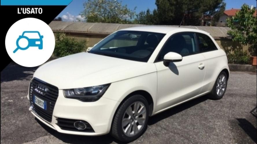 Audi A1, l'usato anche a 10.000 euro