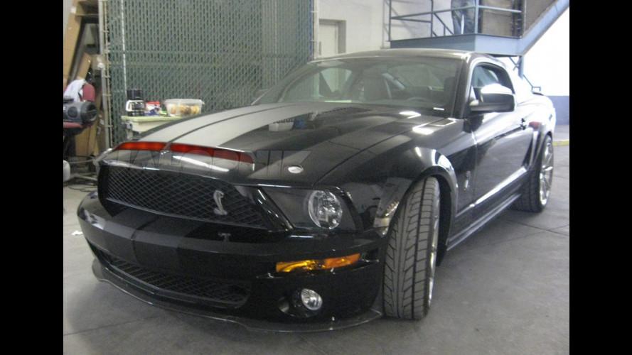 La Shelby GT500KR Mustang è il nuovo K.I.T.T.?