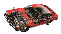 Toyota Corolla (ikinci jenerasyon)