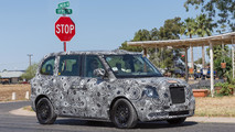 London Taxi Company tests new TX5 model in Arizona