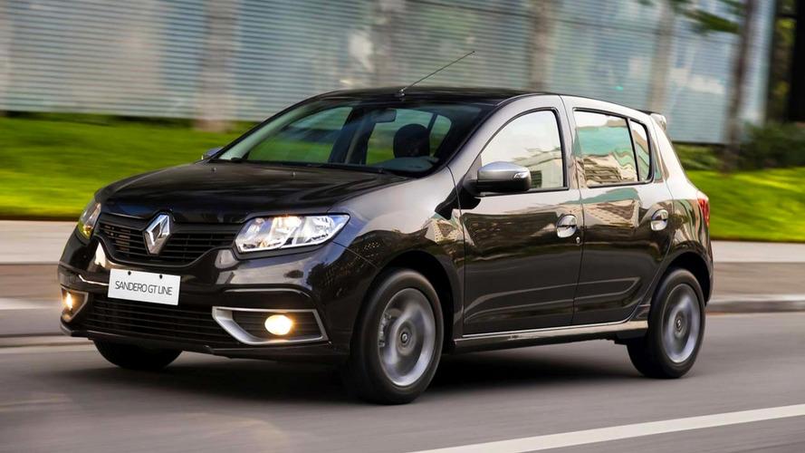 Renault Sandero foi o 2º carro mais vendido na Argentina - veja ranking