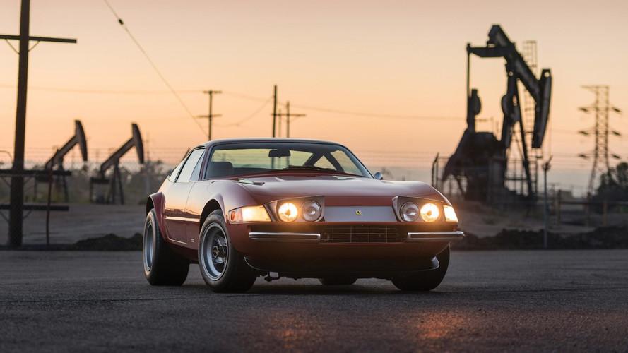 Bill Harrah's 'Hot Rod' Ferrari Heading To Auction At No Reserve [Update]