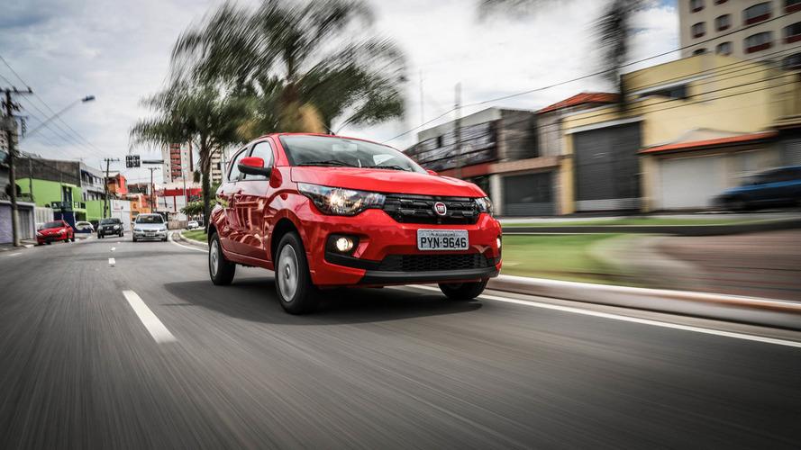 Teste rápido Fiat Mobi Drive GSR - Gastando menos para descansar o pé esquerdo