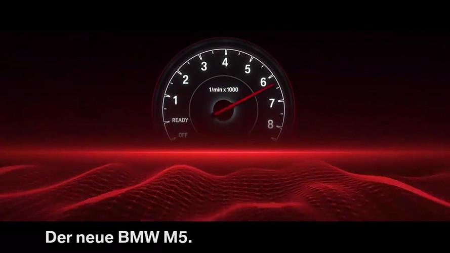 VIDÉO - La nouvelle BMW M5 fait entendre son ronronnement
