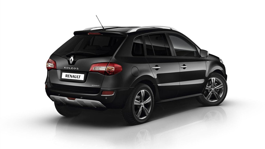 Renault Koleos Bose Edition unveiled