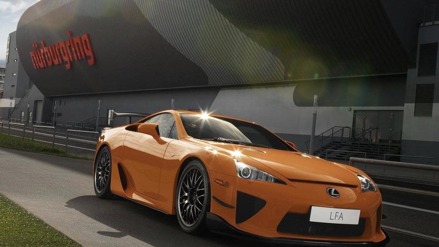 BMW-Toyota sports car will be a Lexus LFA successor - report