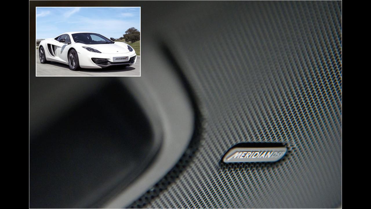 McLaren: Meridian