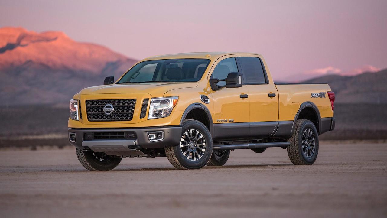 3. Full-Size ¾-Ton Pickup: Nissan Titan XD