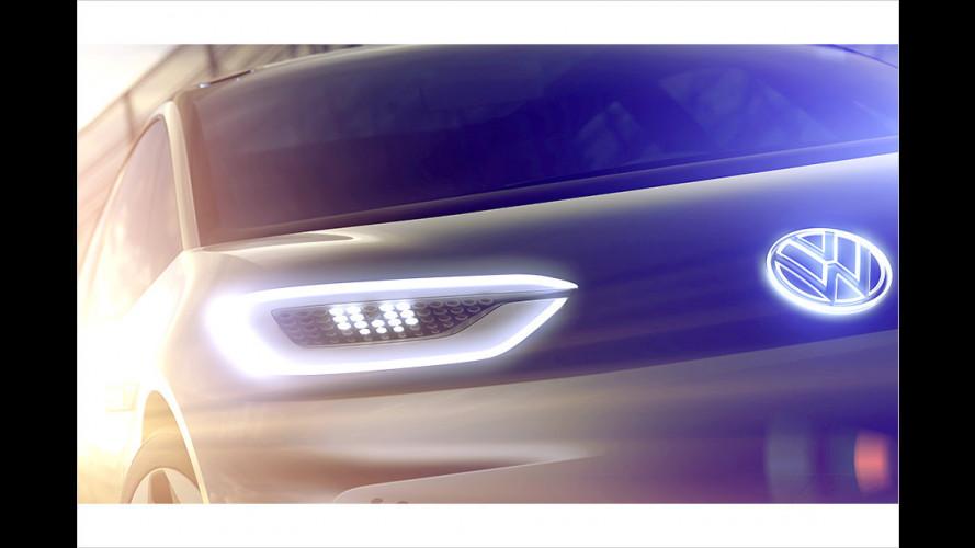 VW fährt ins Elektro-Zeitalter