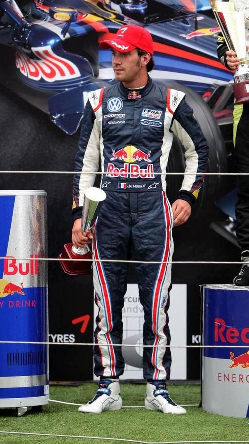 Vergne backs Red Bull's tough junior programme