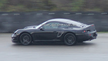 Next generation 2011 Porsche 998 Spy Photos