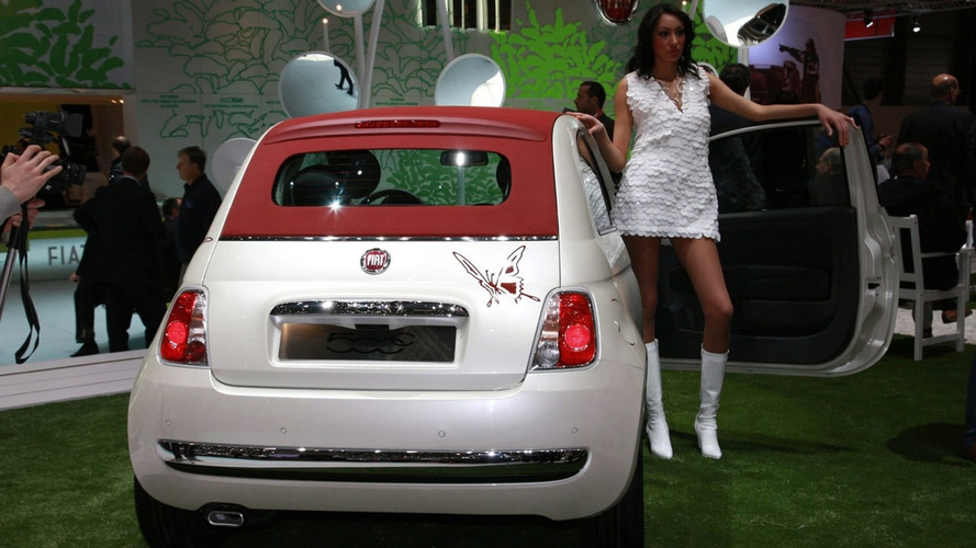 Fiat 500 C Pricing Announced for UK