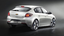 Chevrolet Cruze hatchback show car