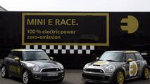 MINI E Race, Nurburgring Nordschleife circuit 13.04.2010