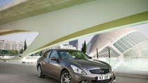 2010 Infiniti G37 Sedan Facelift Revealed