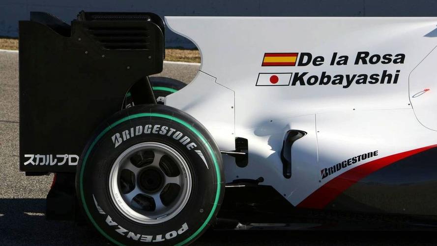 No major backer for Sauber in Bahrain