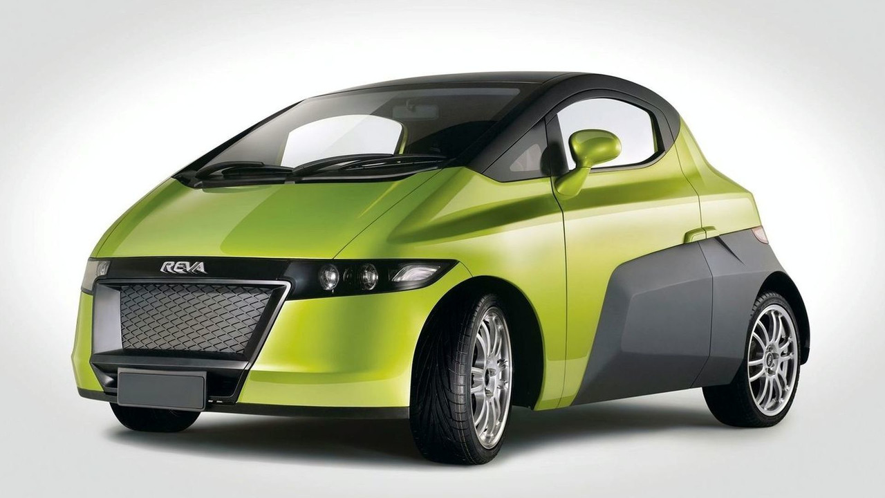 REVA NXG Electric Vehicle