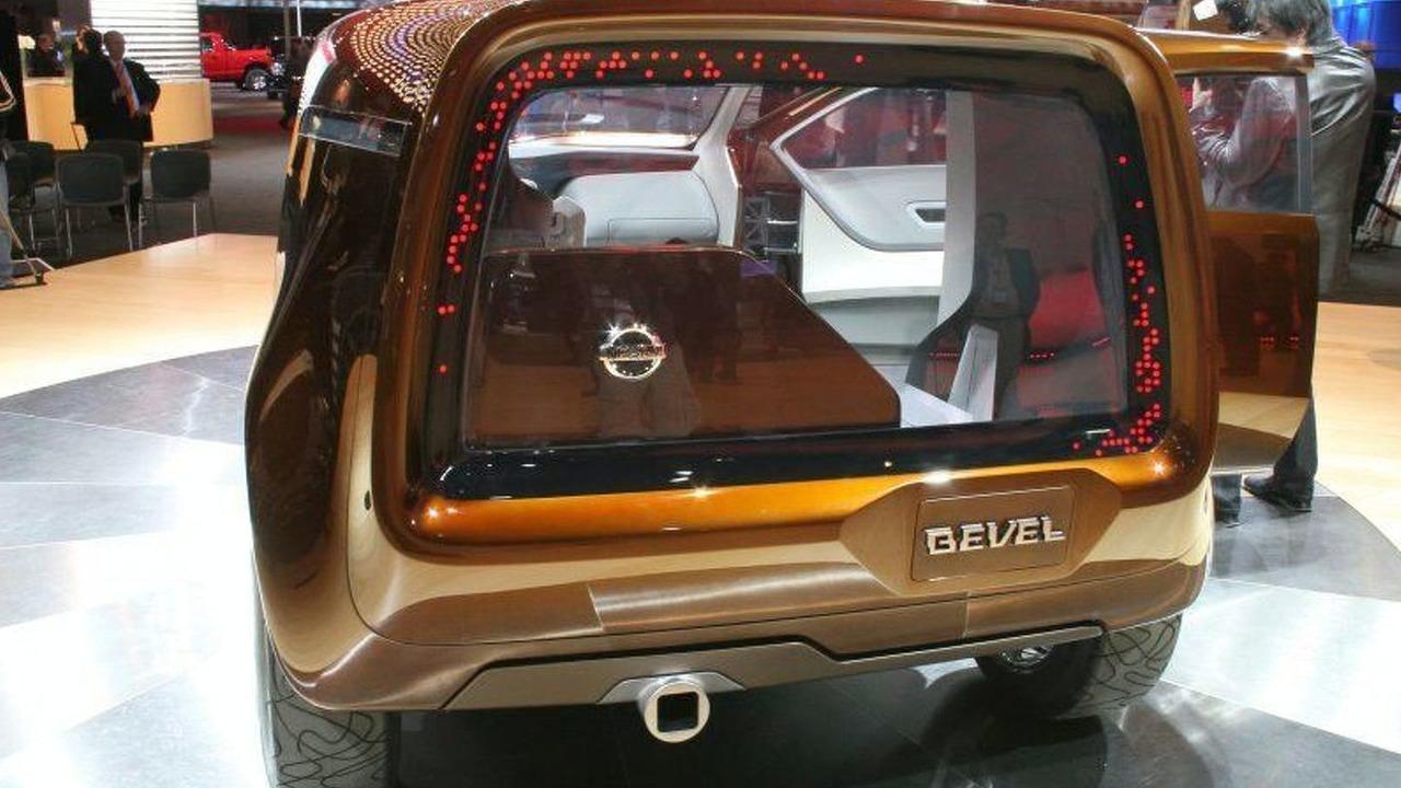 Nissan bevel concept debut at naias motor1 photos nissan bevel concept vanachro Gallery