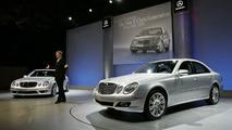 Mercedes E-Class High Voltage Presentation in New York