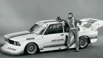 BMW 320 turbo Harald Ertl 1978 (E21)