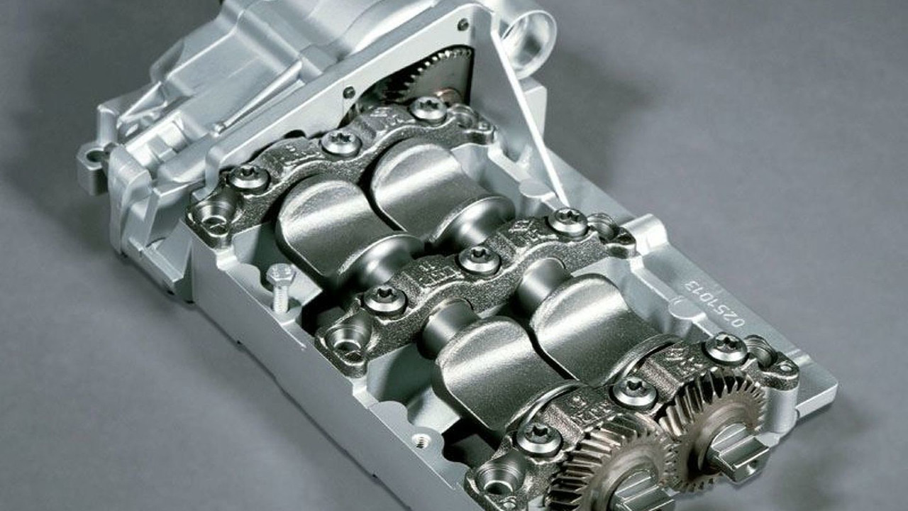 BMW 4 cylinder VALVETRONIC balance shafts