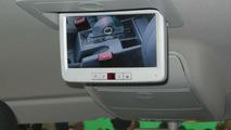 In-Car Cinema in the Volkswagen Touran